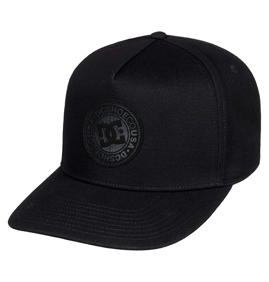 DC Shoes Mens Dc Shoes Arch Ripish Snapback Hat For Men Adyha03808