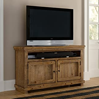 Progressive Furniture Willow Distressed Black 54