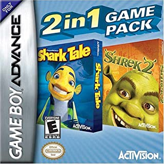 shark tale game boy