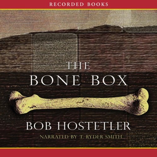 The Bone Box audiobook cover art