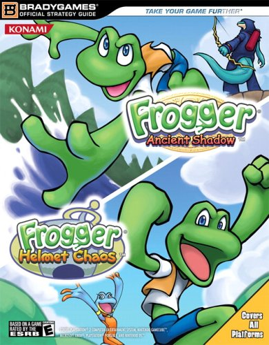 OSG Frogger (Official Strategy Guides (Bradygames))