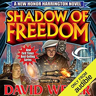 Shadow of Freedom audiobook cover art