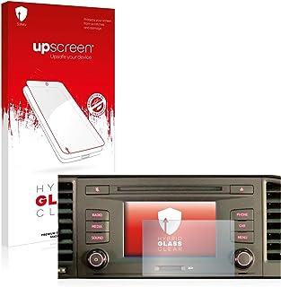 6 Pi/èces savvies Protection Ecran Compatible avec Seat Leon 5F 2013-2020 Easy Connect 6.5 Film Protection Ultra Clair