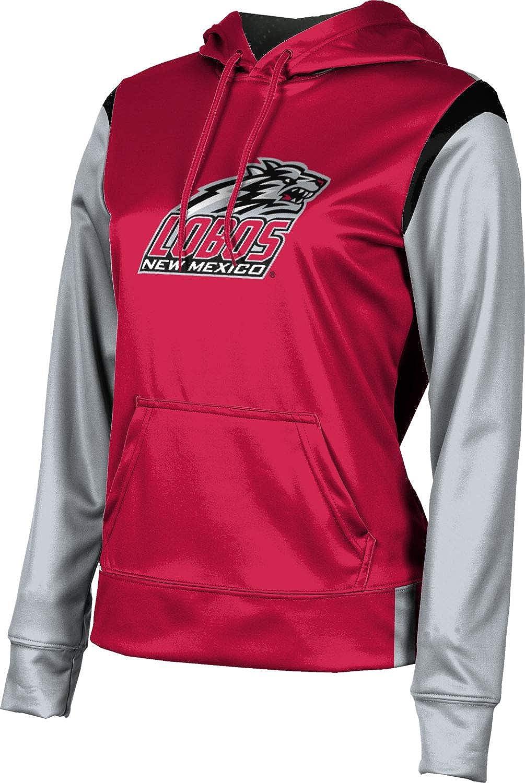 ProSphere University of New Mexico Girls' Pullover Hoodie, School Spirit Sweatshirt (Tailgate)