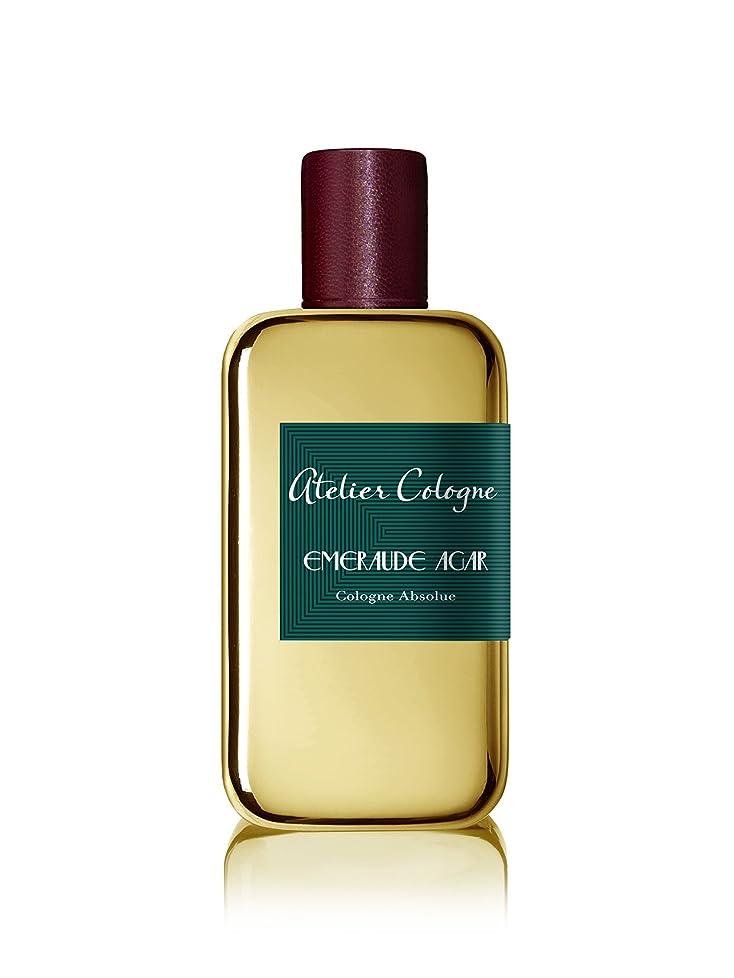 散文神経衰弱溶融アトリエコロン Emeraude Agar Cologne Absolue Spray 100ml/3.3oz並行輸入品