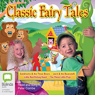 Classic Fairy Tales cover art
