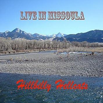 Live in Missoula