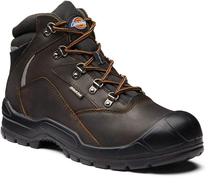 Dickies Davant II braun Sz 11 Stiefel    Leicht zu reinigende Oberfläche