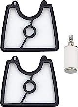 Mckin 545112101 Air Filter with Fuel Filter fits Craftsman Husqvarna 125B 125BX 125BVX..