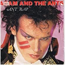 ant rap adam and the ants