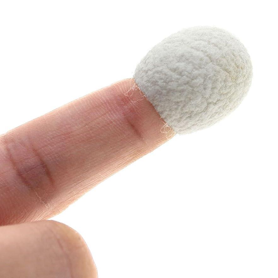同情的不明瞭ピケ1個 女性 カイコ殻 天然 ナチュラル フェイシャル フェイス クレンザーボール 使いやすく 肌を清潔 リフレッシュ 洗顔料ボール