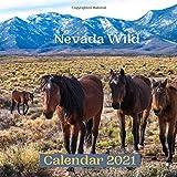 Nevada Wild Calendar 2021