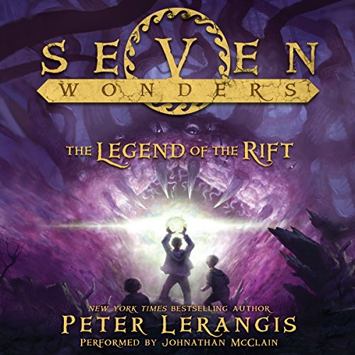 The Legend of the Rift audiobook cover art