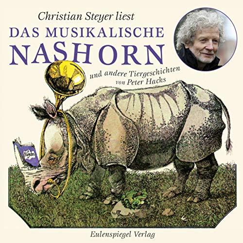 Das musikalische Nashorn und andere Tiergeschichten Titelbild