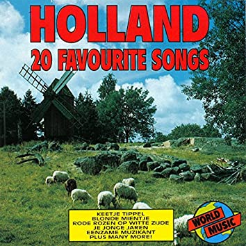 Holland - 20 Favourite Songs