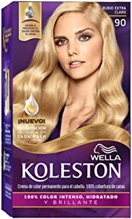 Wella Koleston Coloracion Permanente En Crema, color Rubio Extra Claro