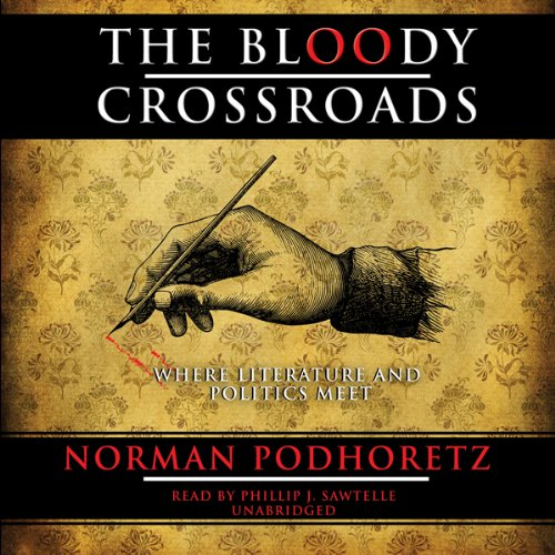 The Bloody Crossroads audiobook cover art