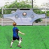 サッカーゴール サッカー練習用 ネット ゴールショット サッカー シューティングトレーナー ゴールショット サッカートレーニングネット 射撃精度トレーニング