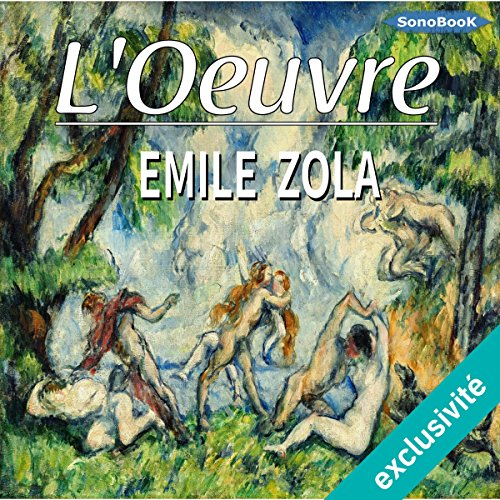L'Œuvre audiobook cover art