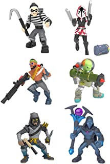 Fortnite Battle Royale Collection: Best of Solo - Scoundrel, Leviathan, Bandolier, Cloaked Star, Omen & The Ace - 6 Packs ...