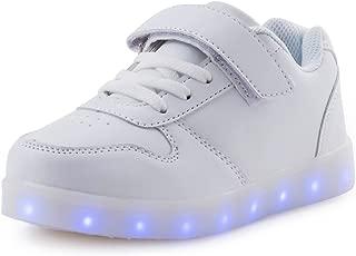 Boy Girls Light Up Shoes Led Flashing Fashion Sneaker for Kids Toldder