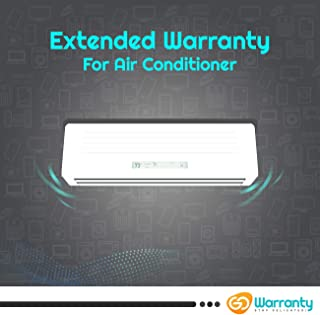 GoWarranty : Extended Warranty for Air Conditioners or AC (Range INR 70001 - INR 100000) - (3 Year Warranty)