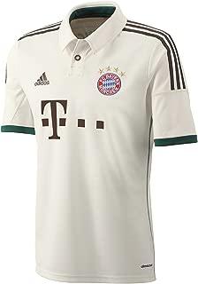 adidas FC Bayern Munich Away Jersey-White/Green