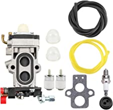 Dxent WYA-155 Carburetor with Gasket Fuel Filter for RedMax EBZ8500 EBZ8500RH Leaf Blower Primer Bulb Spark Plug
