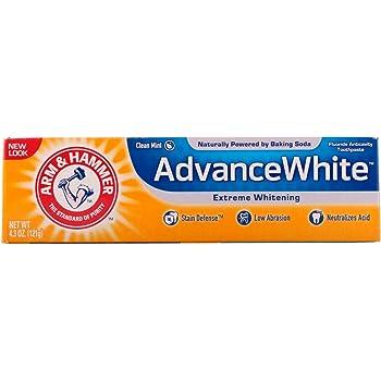 Crema Dental Advance White Peroxi Care Arm & Hammer 121.0 Gr