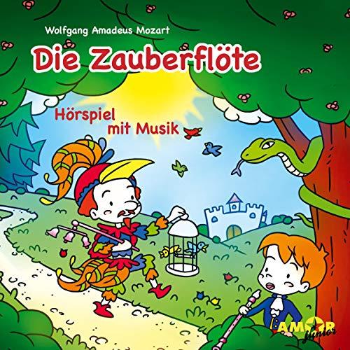 Die Zauberflöte audiobook cover art