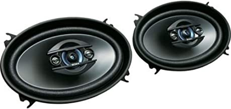 "Sony XS-R4645 4"" x 6"" 200W Max XSR Series 4-Way 4 ohms impedance Car Audio.."