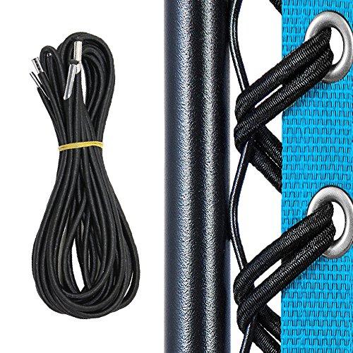 Cable de Repuesto para Silla de Gravedad Cero, 4 Juegos de Kits Universales para Sillón Reclinable, Sillón de Jardín, Sillón Reclinable para Exteriores, Sillón Antigravedad, Sillón Elástico