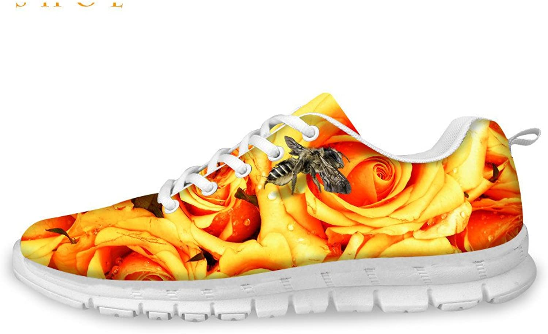 Freewander Lightweight Mesh Personalized Sport shoes Women Running Womens Walking shoes