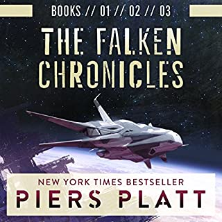 The Falken Chronicles: The Complete Trilogy cover art
