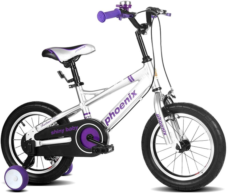 estilo clásico Kids'Bikes Liuhoulin Bicicletas para Niños Niños Niños Moda Niños y niñas Ciclismo Excursiones al Aire Libre para Niños de 2 a 7 años Pedal Personalizado para Niños en Bicicleta Niños  forma única