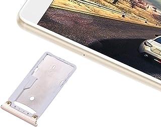 YINZHI Xiaomiに対応 Xiaomi Mi Max 2 SIM&SIM/TFカードトレイ SIMカードアダプターの交換部品 (色 : Gold)