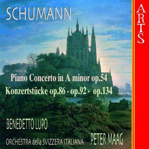 Orchestra Della Svizzera Italiana, Benedetto Lupo & Peter Maag