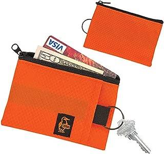 Marsupial Keychain Wallet (Orange)