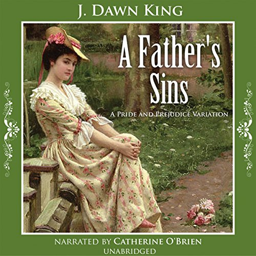 A Father's Sins audiobook cover art