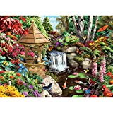 Bits and Pieces - 500 Piece Jigsaw Puzzle for Adults - Secret Garden