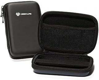 Case4Life Schwarz Stoßfest Hardcase Kameratasche für Sony Cybershot HX50, HX50V, HX60, HX60V, HX90V