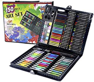 Watercolor Brush Pens Set - 150 Colors for Artist Painting W/Blending Pen - for Adult and Kids Coloring Drawing Calligraph...