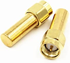 SMA Male Loads 2W DC-3.0GHz 50 Ohm RF Coaxial Connector Quick USA Shipping