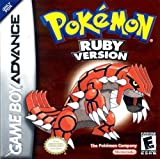 POKEMON RUBY GBA **DEL**