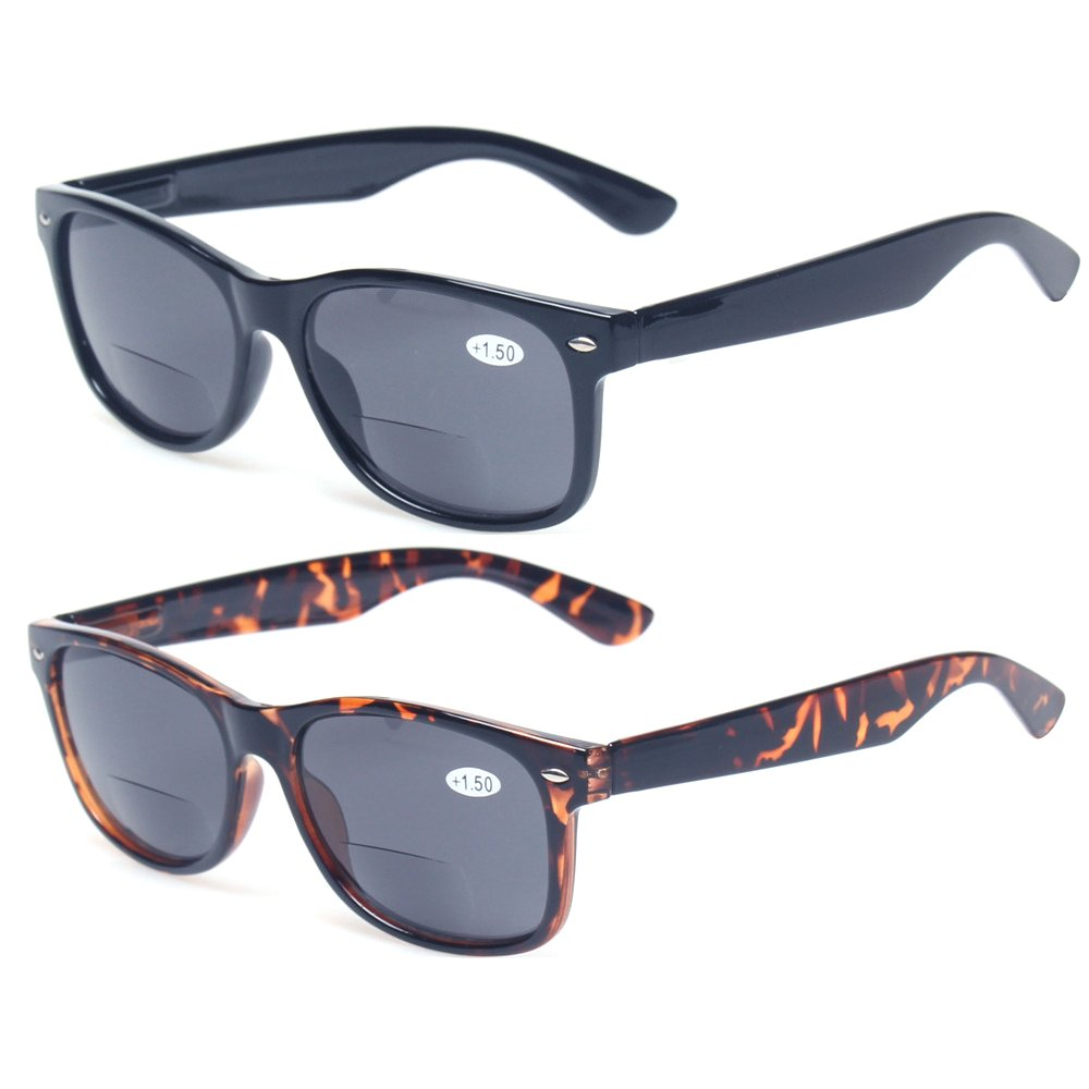 Bifocal Reading Glasses Sunglasses Tortoise
