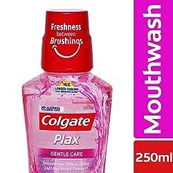 Colgate Plax Gentle Care Mouthwash – 250 ml