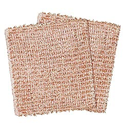 Image of eco friendly Redecker copper cloth