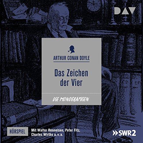 Das Zeichen der Vier audiobook cover art