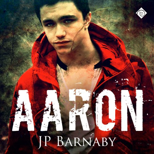 Aaron audiobook cover art