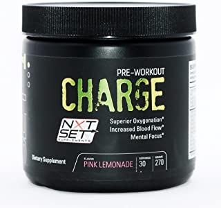 Charge Pre-Workout Supplement Mix